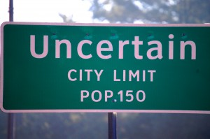 Uncertain, Texas