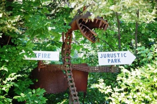 Jurustic Park - Marshfield, Wisconsin