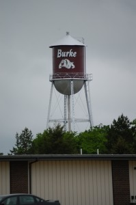 Burke, SD Water Tower