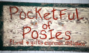 Pocketful of Posies - Kadoka, SD