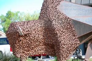 Buffalo by Lyndon Fayne Pomeroy