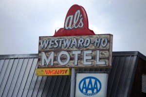 Westward Motel - West Yellowstone