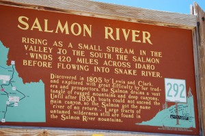 Salmon River source