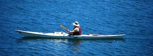 Kayaking on Alturas Lake