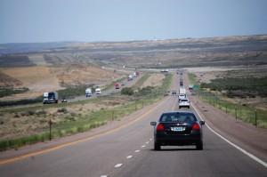 I-80 East of Little America