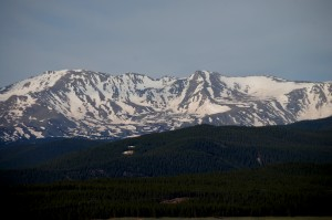 Another view of the Sawatch Range in Central Colorado