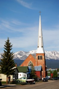 Annunciation Church, Leadville, CO