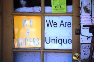 We R Superb - We Are Unique