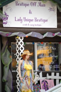 Lady Unique Boutique - Westcliffe, Colorado - love the name