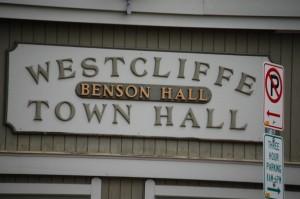 Westcliffe Town Hall, Westcliffe, Colorado