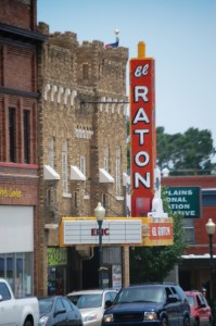 Raton Theatre - still used for showing movies