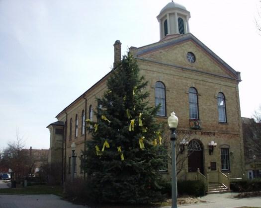 Woodstock Museum - The Old Town Hall - Woodstock, Ontario
