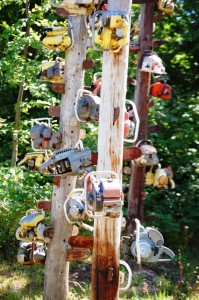 Chainsaw Forest