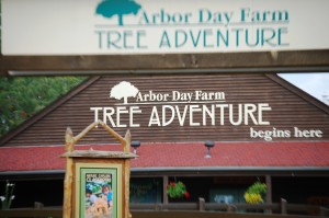 Arbor Day Farm Tree Adventure - Nebraska City, Nebraska