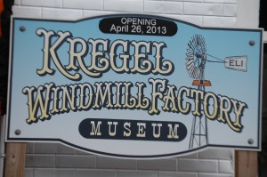 Kregel Windmill Factory Museum