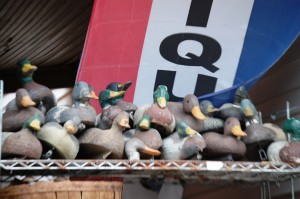 Nebraska has its own Duck Dynasty at a local antique shop
