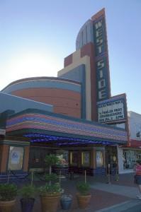 Westside Theatre - Newman, California