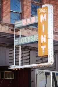 Mint Bar and Lounge - Chinook, Montana