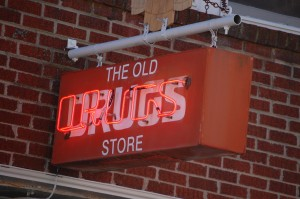 The Old Drugs Store - Cumberland Gap, Tennessee