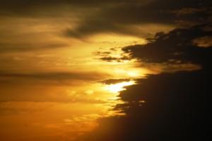 Sunrise in Western Nebraska