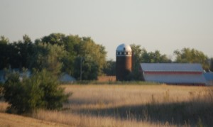 Rural Scene in Central Missouri