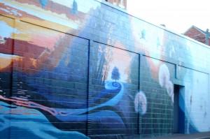 Wall Mural - Columbia, MO