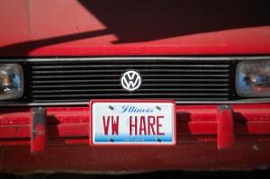 VW Hare at Ra66it Ranch