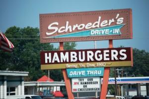 Schroeder's Drive-In - Danville, Illinois