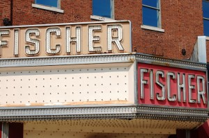 Fischer Theatre - Danville, Illinois