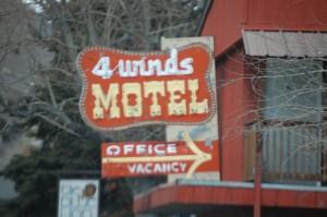 4 Winds Motel - Jackson Hole, Wyoming