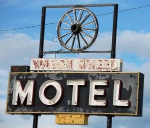 Wagon Wheel Motel - Kadoka, South Dakota