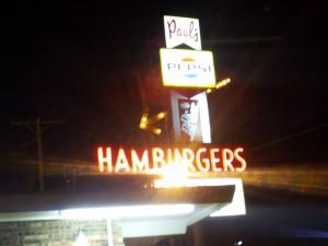 Paul's Hamburgers - Kansas City, Kansas