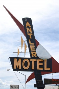 Antler Motel - Kemmerer, Wyoming