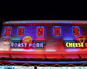 Geno's Cheese Steaks - Philadelphia, PA