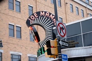 Joe Mama's Italian - Time for Fine Eats - Pittsburgh, Pennsylania