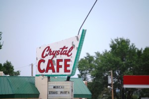 Crystal Cafe - Raton, NM