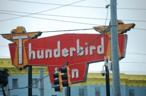 Thunderbird Inn in Savannah, Georgia