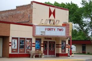 Lund Theatre - Viborg, South Dakota