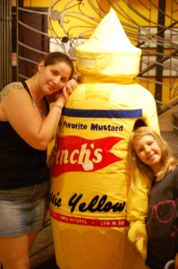 Spicing it up at the National Mustard Museum - Middleton, WI