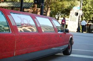21c Hotel Art Car Limo