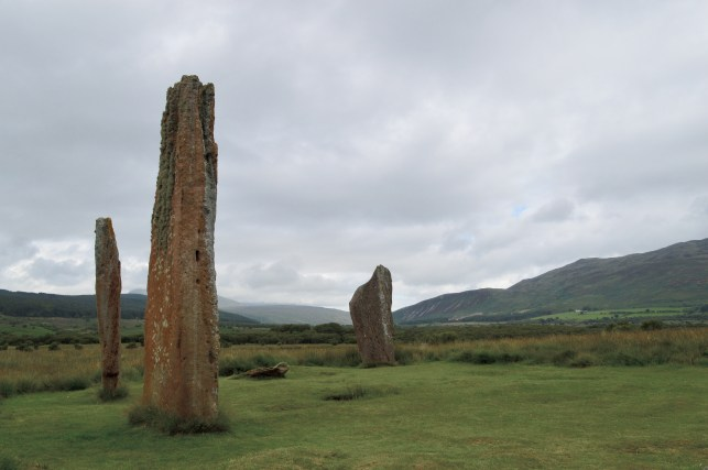 Standing Stones, Isle of Arran