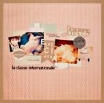 La classe internationale