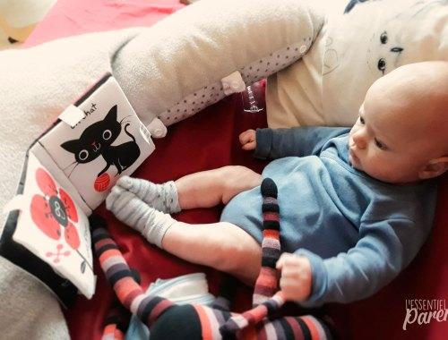 Activites A Faire Avec Un Bebe Ou Un Enfant L Essentiel