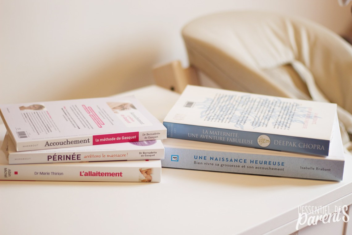 Livre à lire pendant sa grossesse