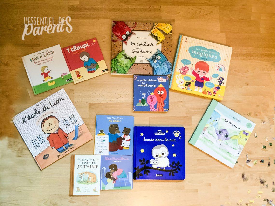 Top livres pour expliquer à son enfant les choses de la vie