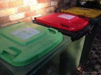 Green Waste bins are still only for garden clippings