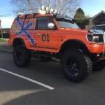xft UK monster truck pajero