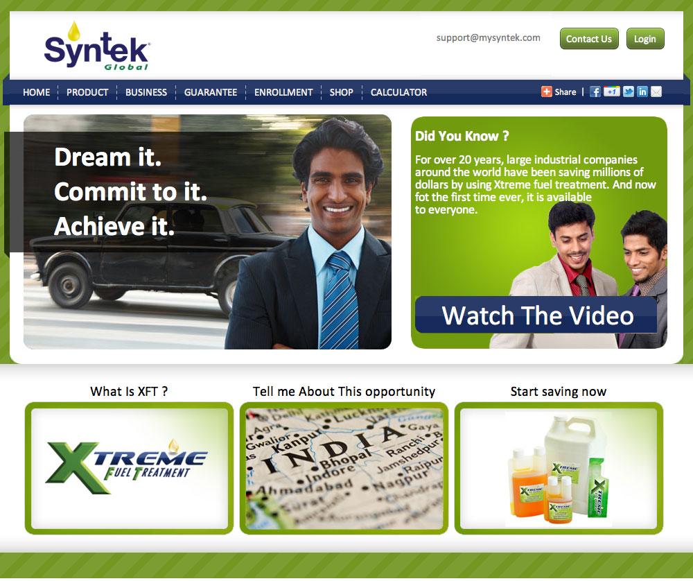 xft website India