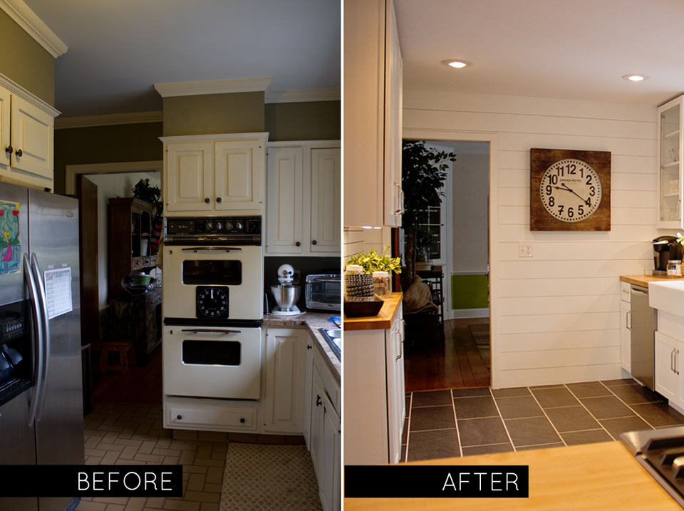 create everyday | kitchen reveal | trend addictions blog