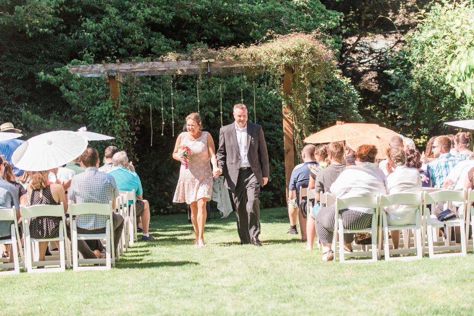 albees garden parties wedding photos